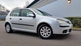 2006 Volkswagen Golf 1.9 tdi SE New cambelt+service