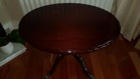 Oval Occasional Table Only £30