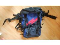 large camping bag