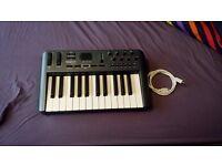 M-Audio oxygen 25 MIDI Keyboard 25-Key USB MIDI Controller