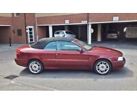 Lovely Volvo C70. QUICK SALE. CONVERTIBLE