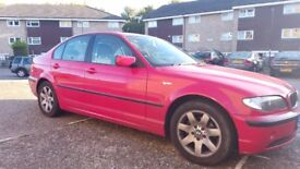 2003 bmw 318i long mot