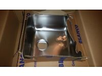 Kitchen sink Blanco Supra 400 undermount