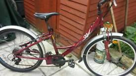 Electric town bike spares or repair