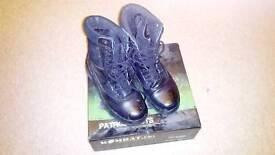 Kombat Patrol Boots