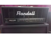 RANDALL RH150 G3 PLUS WITH FULL SIZE CAB.