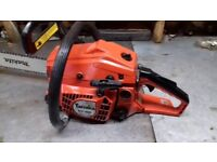 Wanted Tanaka ECV-4501 chainsaw