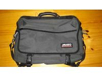"Musto Large 17"" Laptop Bag with 2 Compartments"