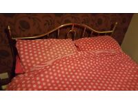 Adjustamatic double bed