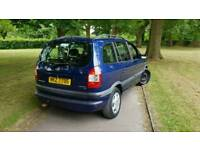 AUTOMATIC 7 seater zafira NEW CAMBELT, IN EXCELLENT CONDITION,BARGAIN OFFER!!!!!!!