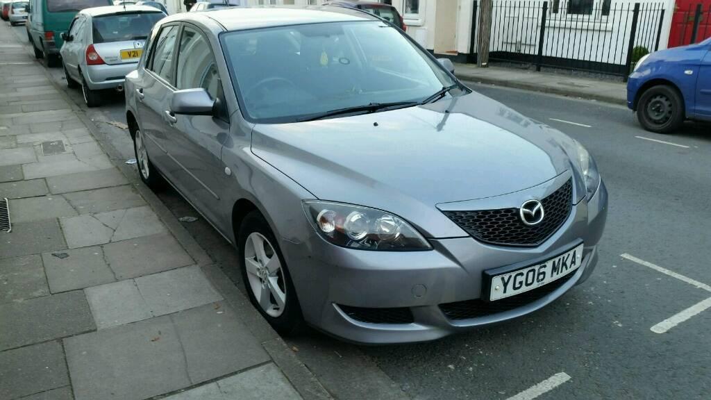 Mazda 3 ts 1.4 petrol 2006