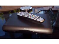 Sky HD multi room box with remote