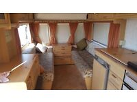 Bailey Ranger 450/2 2 Berth Beautiful Touring Caravan with Awning + Lots of accessories!