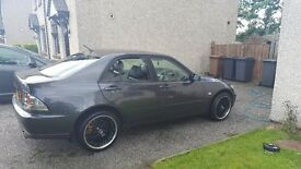 Lexus is200 and bmw 520i for swap