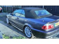 BMW 320 CD M Sport in good condition - Just been serviced