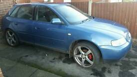 Audi a3 2001 1.6 Petrol Sport