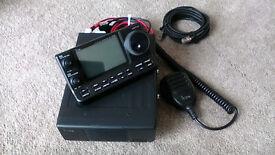 Icom IC-7100 Dstar, HF/50/70/144/440 transceiver