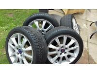 saab 93 95 alloy wheels