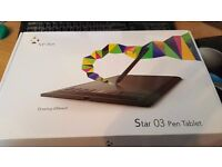 Star 03 XP PEN Graphics Tablet *Brand New*