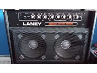 LANEY VINTAGE 70'S GUITAR/KEYBOARD AMP SESSION 45 TWIN REVERB 40+ YEARS OLD