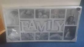 Family photoframe