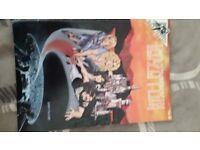 Led Zeppelin 'Rock Fantasy' Comic, rare, Feb 1990, pretty good condition. £5