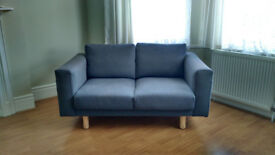 Ikea Norsborg 2 seat sofa - like new