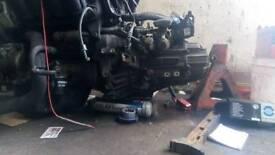 Toyota Celica 1zz 6 speed gearbox