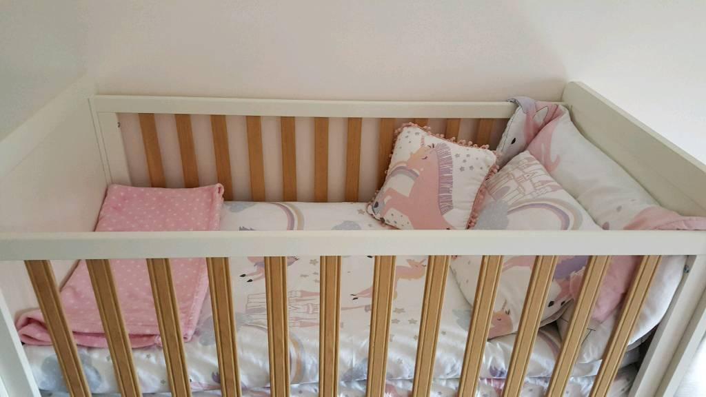 Mamas And Papas 3 Piece Nursery Furniture Set