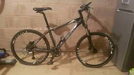 2010 Giant Terrago Mountain Bike 27 gears 2 sets of wheels. Very fast bike.