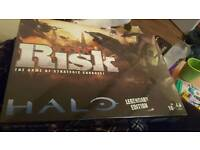 Halo Risk game