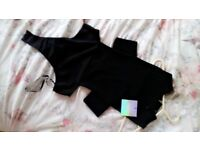 NEW Missguided bodysuit size 10