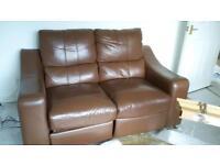 2 seater sofa, fridge, freezer, cooker and washing machine