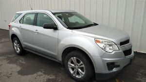 2012 Chevrolet Equinox LS FWD 2.4L  WITH BLUETOOTH