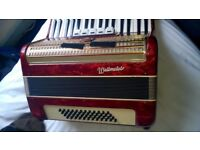 Weltmeister 48 Bass Accordion