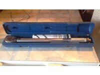 Draper torque wrench