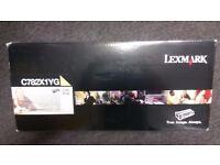 Lexmark C782 cartridge C782X1YG - Yellow extra high capacity