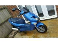 Aprillia Leonardo 125cc. Details are in the notes. Can arrange delivery if needed