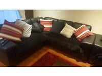 FREE Corner sofa & 2 seater