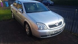 Vauxhall Vectra 1.8 Petrol - Great working order, 114k miles, Quick Sale - Towbar