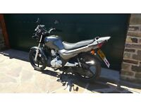 Motorbike - SYM XS125 - 2012 - Just 17 miles - Garaged and As New - No Tax or MOT