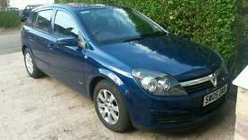 BARGAIN!! Vauxhall Astra 1.6 Low Mileage MUST SEE!!