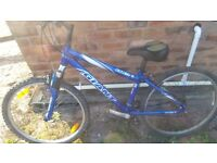 Giant GSR fs aluxx dirt / jump bike £65