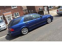 Saab 9-5 aero stage 3 295hp 440nm swap or sale