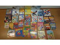 Job Lot of 73 Children's Books Kids Horrible Histories Ally's World Annie Dalton
