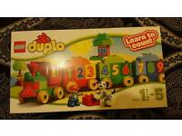 BRAND NEW! LEGO DUPLO NUMBER TRAIN
