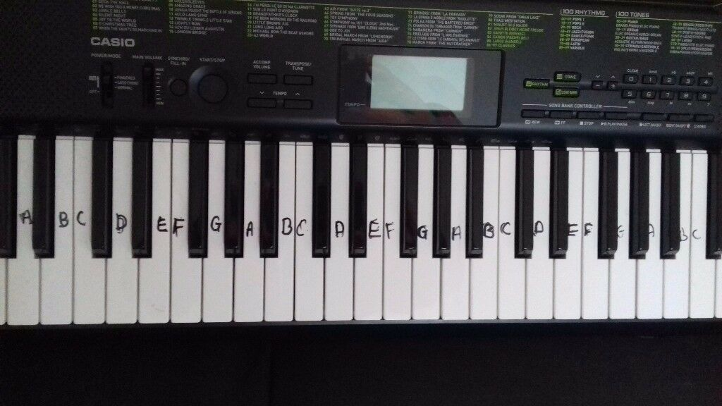 Electronic keyboard for sale