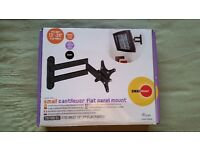 TV Mount OmniMount Small Cantilever flat panel mount bracket