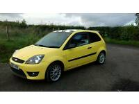 Ford Fiesta 1.6s Zetec limited edition