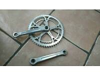 1980's Campagnolo chainset